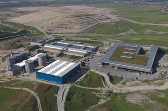Explotación y mantenimiento de una planta de tratamiento de biogás de biometanización
