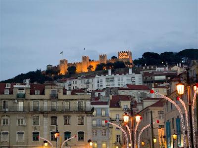Castillo de San Jorge (Castelo de São Jorge)