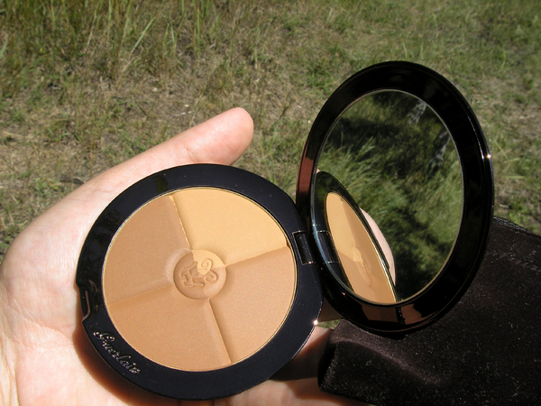 Guerlain - Terracotta 4 Seasons - 02 brunettes