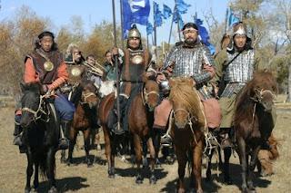 Tentara mongol