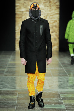 Asger Juel Larsen at Copenhagen Fashion Week [men's fashion]