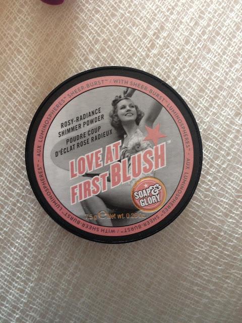 Love at first blush