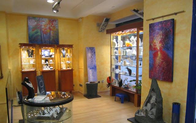 Galería Joyería de Laura Márquez, Madrid