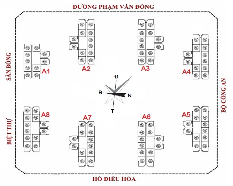 Chung cư An Bình City Phạm Văn Đồng