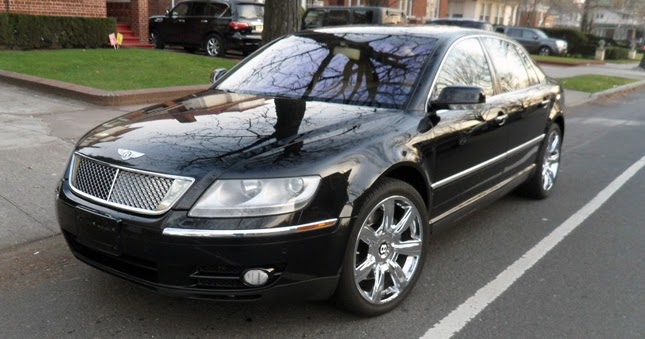 it 39 s a jersey thing volkswagen phaeton w12 thinks it s a bentley. Black Bedroom Furniture Sets. Home Design Ideas