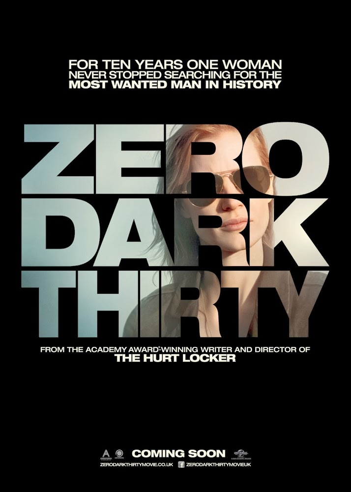 Zero Dark Thirty ยุทธการถล่มบินลาเดน