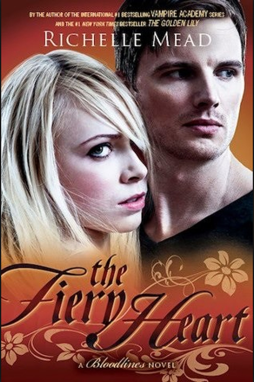 November 19th, 2013   The Fiery Heart  Bloodlines, Book 4