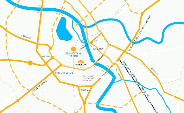 MUA NHÀ Dự án Hinode City VỚI GÓI VAY 0% CỦA VIETCOMBANK