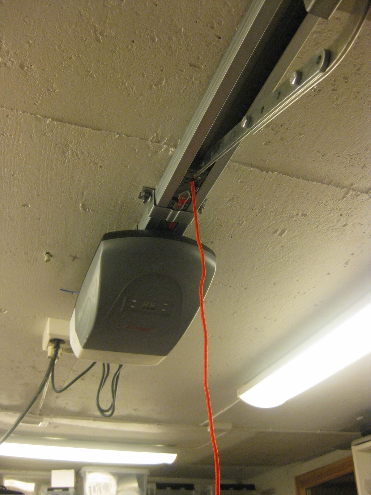 B1381A Replaced With A Opener Called Rawlink Garage Door Opener  Installation Difficulty 6306 portraiture