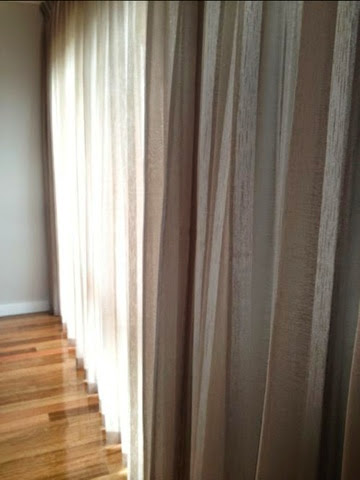 sheer blockout curtains