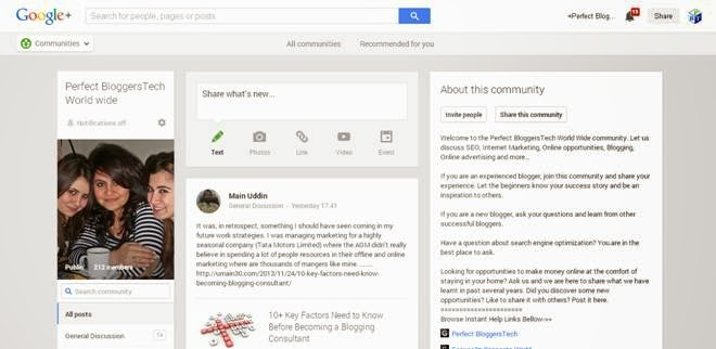 10 Digital Marketing Trends through Google+