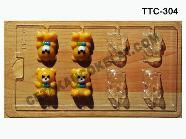 Cetakan Coklat TTC304