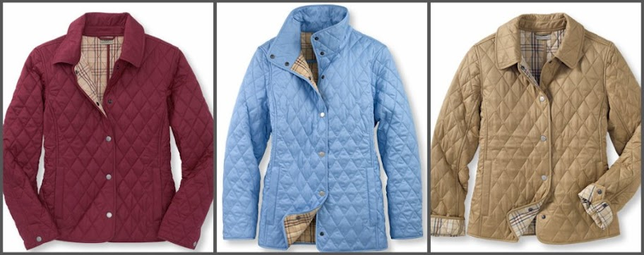 casual jackets p jacket bean inc shipping from free at quilt riding l quilted