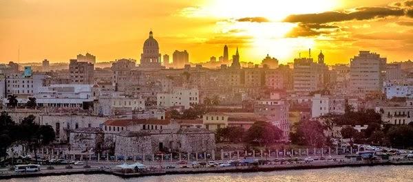 Férias em Havana, Cuba