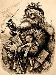 Санта Клаус - эльф
