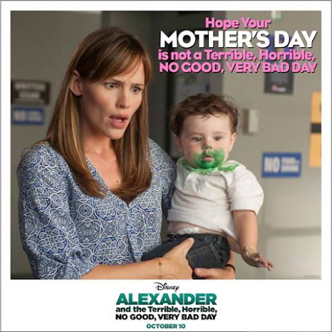 Alexander and the Terrible Horrible No Good Very Bad Day #VeryBadDay