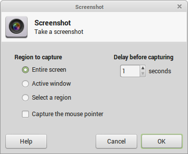 xfce4-screenshooter