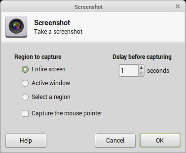 xfce4-screenshooter