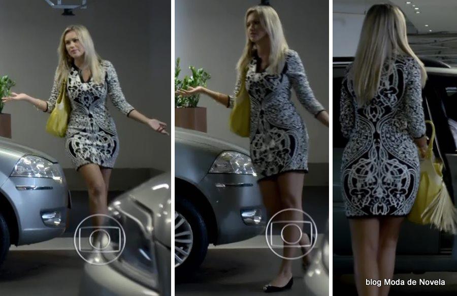 moda da novela Geração Brasil - look da Ludmila dia 24 de maio