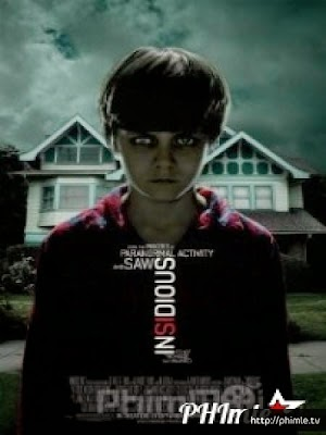 Phim Quỷ Quyệt 1 - Insidious (2010)