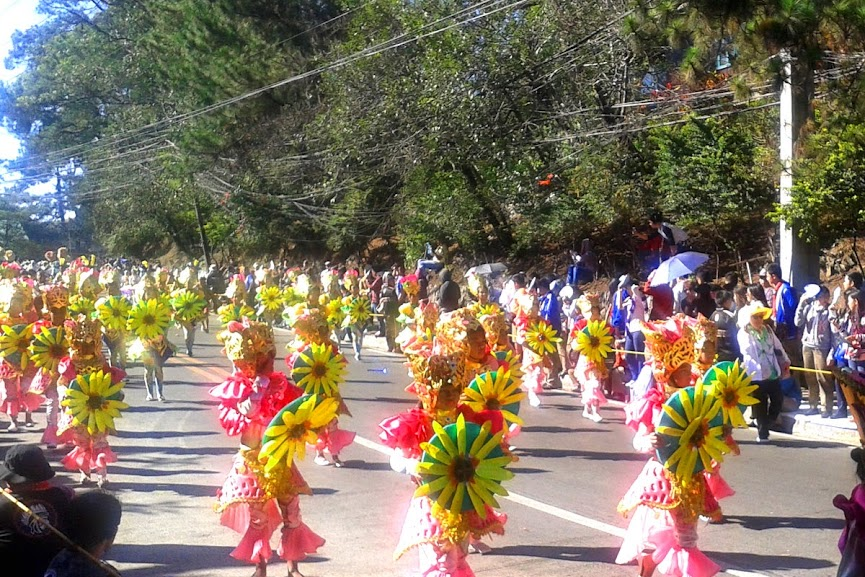 Panagbenga Flower Festival 2015 - Street Dance picture 2
