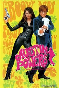 Austin Powers: Chàng Điệp Viên Tôi Yêu - Austin Powers: International Man Of Mystery poster