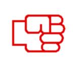 la mitad del logo del PsoE