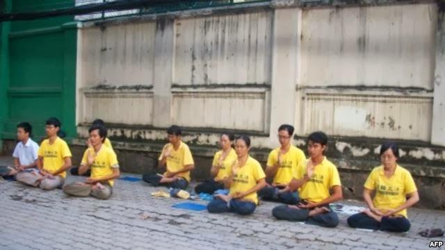 Thiền trong tù