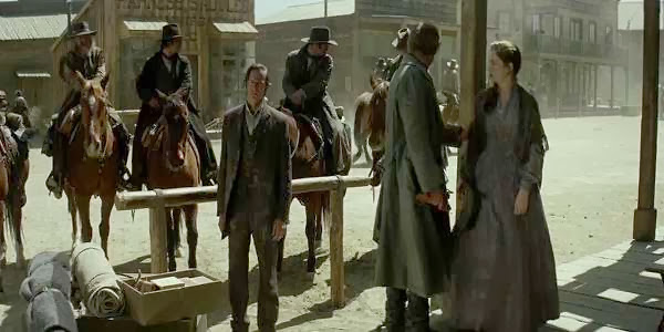 Screen Shot Of Hollywood Movie The Lone Ranger (2013) Download And Watch Online Free at Alldownloads4u.Com