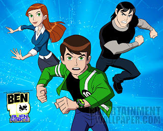 ben 10 hd wallpapers