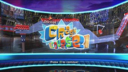 Vidéo Test Doritos Crash Course