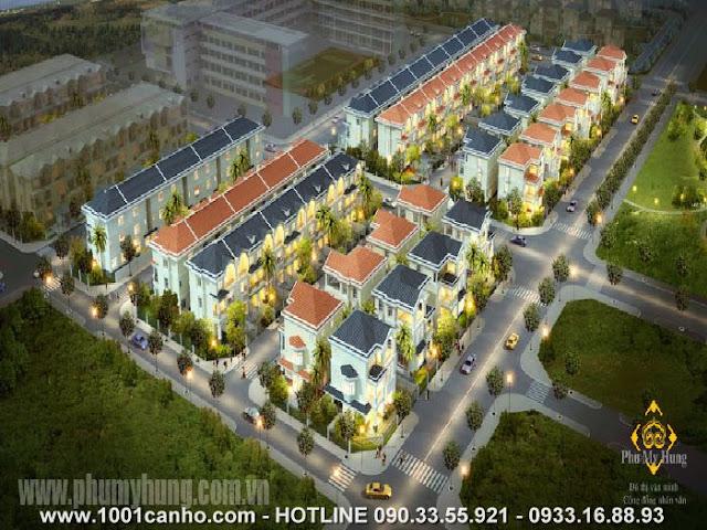 Biệt thự Mỹ Phú 3   Phú Mỹ Hưng, Quận 7