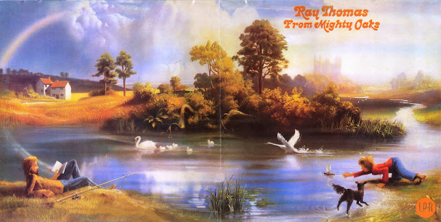 Ray Thomas ~ 1975 ~ From Mighty Oaks