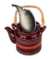 Ёжик в чайнике
