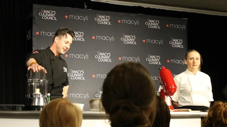 Chef Johnny Iuzzini, Macy's Culinary Council