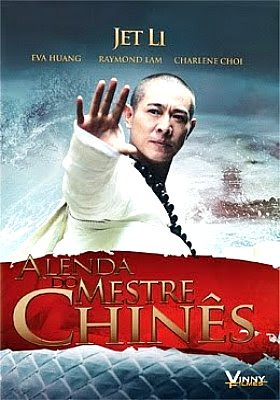 Filme Poster A Lenda do Mestre Chinês DVDRip XviD Dual Audio & RMVB Dublado