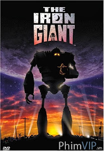 Người Máy Khổng Lồ - The Iron Giant poster