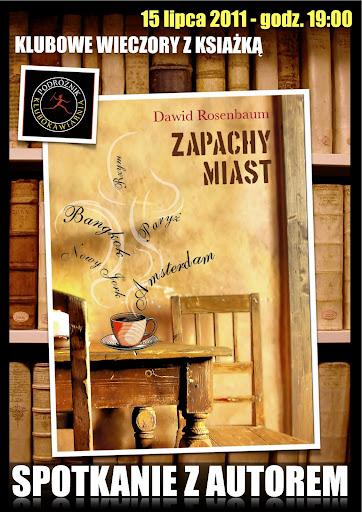 Zapachy Miast - Dawid Rosenbaum