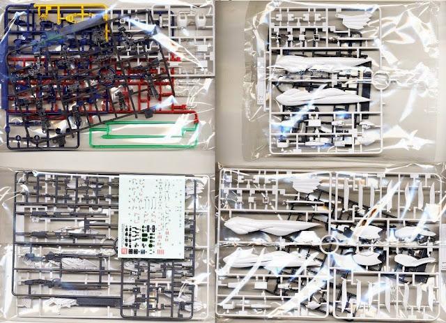 Sản phẩm Wing Gundam Zero Endless Waltz RG 1/144 sản xuất tại Nhật bản