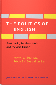 [Wee/Goh/Lim: The Politics of English, 2013]