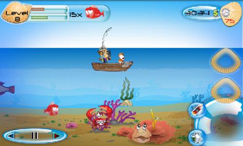 Thỏa mãn sở thích câu cá với Funny Fishing 6