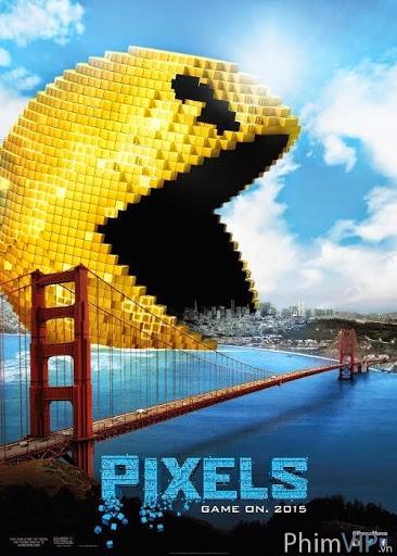 Xem phim Cuộc Tần Công Điểm Ảnh - Pixels