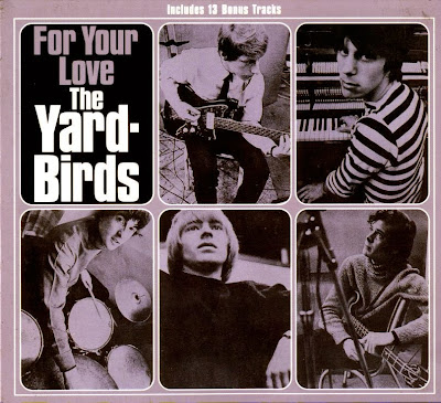the Yardbirds ~ 1965a ~ For Your Love