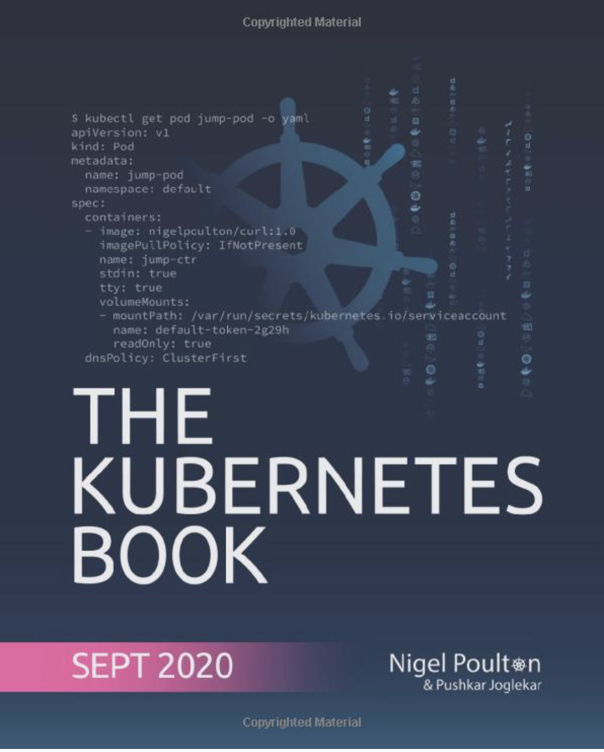 Cover of The Kubernetes Book