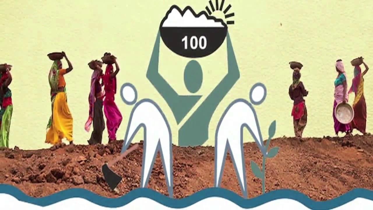 "Film on Mahatma Gandhi National Rural Employment Gurantee Scheme ""Har Gaon  Tarki kare Ga... MGNREGA"" - YouTube"