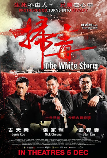 The White Storm - Trận chiến áp phiện