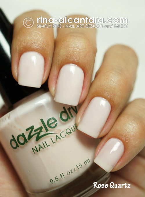 Dazzle Dry Rose Quartz