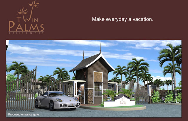 Twin Palms Residences