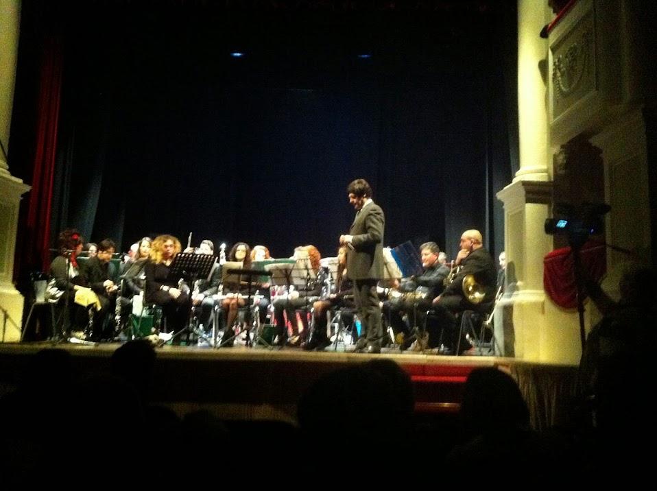 Spello: Concerto del nuovo anno