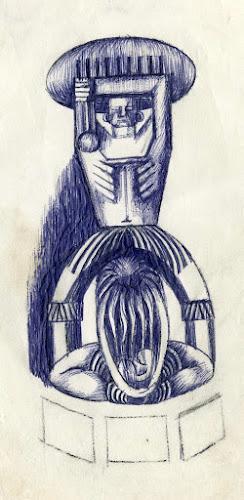 Zulu Protector Sketch, The